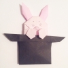 Rabbit In A Top Hat